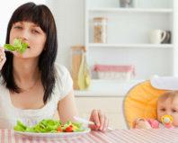 Основные продукты, вызывающие колики у грудничка