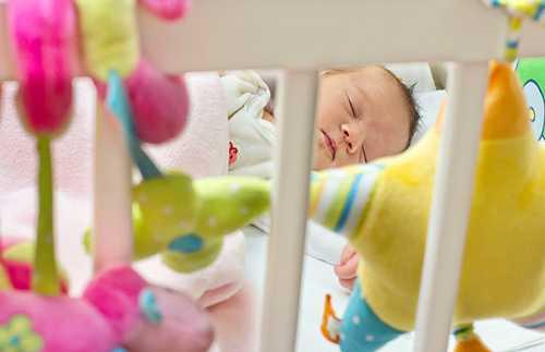 Младенец - первые дни дома
