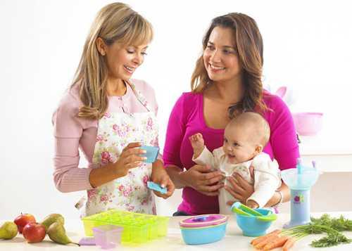 Что можно давать кушать ребенку в 5 месяцев