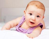 Распорядок дня 5-месячного ребенка