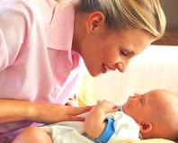 Режим ребенка в 1 месяц: спим, кушаем, гуляем