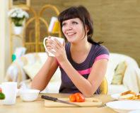 Правильная диета для мамы