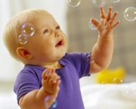Режим ребенка в 6 месяцев