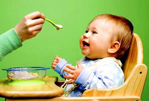 питания ребенка 9 месяцев