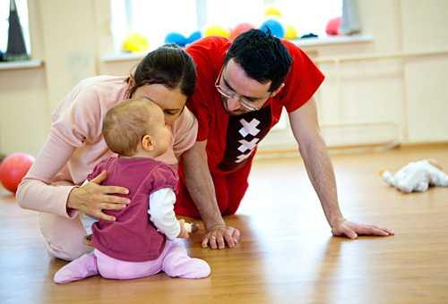 игры для малыша в 9 месяцев