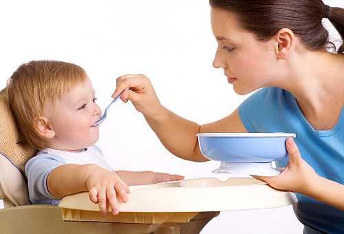питания ребенка в семь месяцев