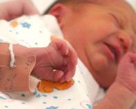 вес новорожденного ребенка