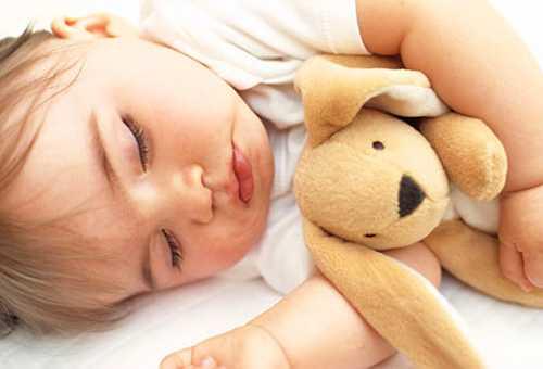 сон малыша в один год