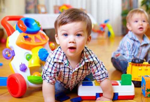 развитие годовалого ребенка