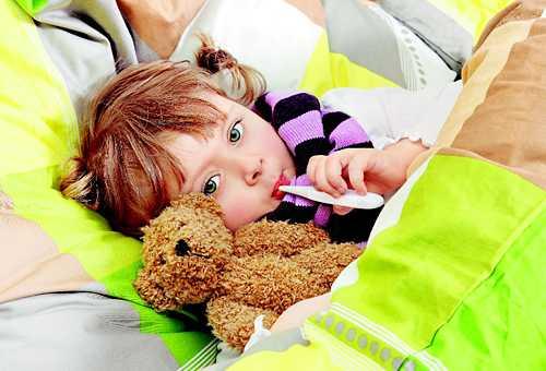 И методы лечения бронхита у детей