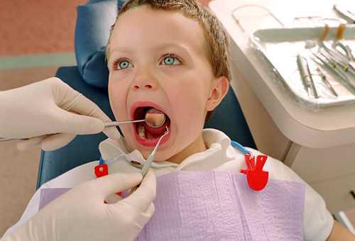 лечение короткой уздечки у ребенка