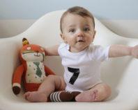 Физиологические изменения телосложения семимесячного малыша