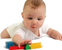 ребенок в пять месяцев