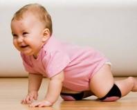 Физиологическое развитие в 8 месяцев
