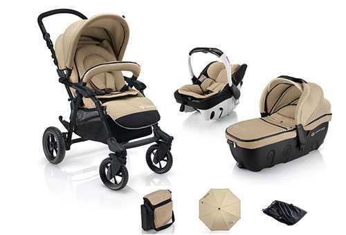 Основные характеристики качественной коляски для малыша