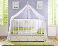 Чем можно дополнить детскую кроватку?