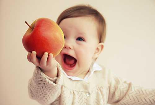 Как сохранить детский аппетит