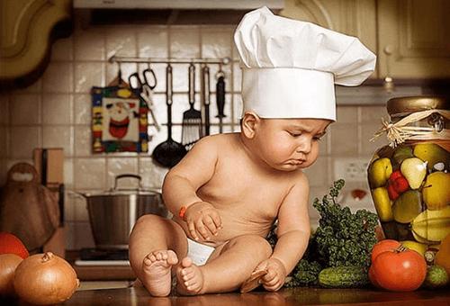 Новые продукты для 10-месячного малыша