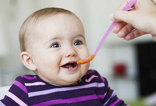 Какие продукты подходят для ребенка в 6 месяцев?