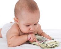 Виды материальной помощи при рождении деток
