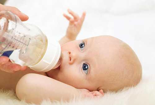 Пищеварение малыша