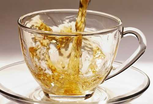 Чай для обильного питья при болезни