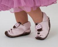 Виды детской обуви для самых маленьких