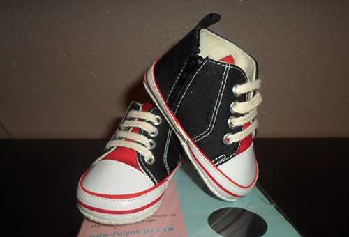Правила подбора детской обуви