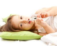 Возможные причины низкой температуры у детей