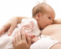 Польза естественного вскармливания для младенца