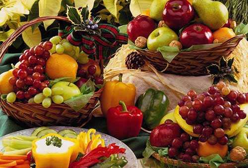 Основные принципы выбора фруктов