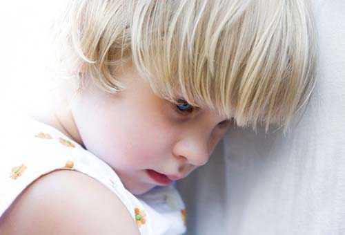 Ребенок плохо себя чувствует