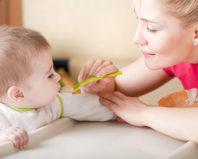 Кормление семимесячного ребенка
