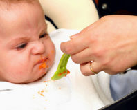 Малыш не хочет есть