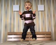 Гиперактивный ребенок