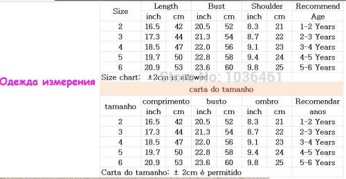 Размеры алиэкспресс на ребенка одежда