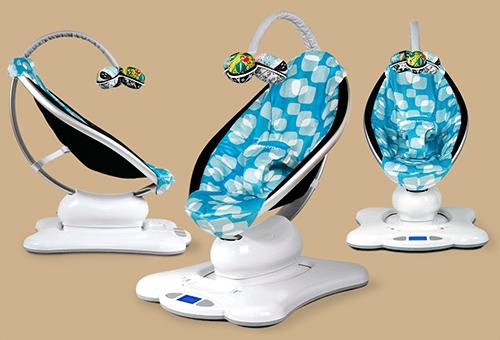 Качалка с электроприводом для детей