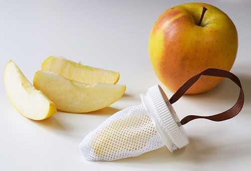 Сетка для прикорма с яблочком