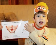 Речевые навыки ребенка в три года