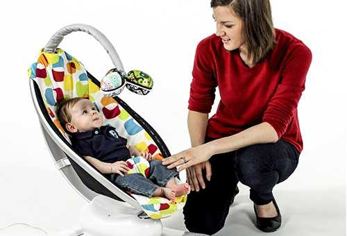 Выбор электрокачелей для ребенка