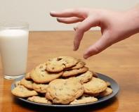 Вкусное домашнее печенье с сухофруктами