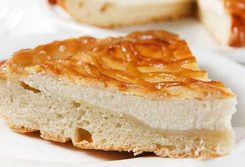 Пирог из сгущенки рецепт простой