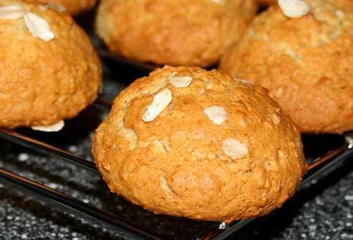 Песочное печенье с фенхелем и кедровым орешком