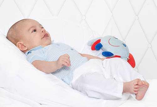 Домашняя одежда новорожденного для дневного времени