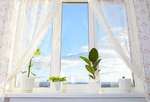 Свежий воздух в квартире