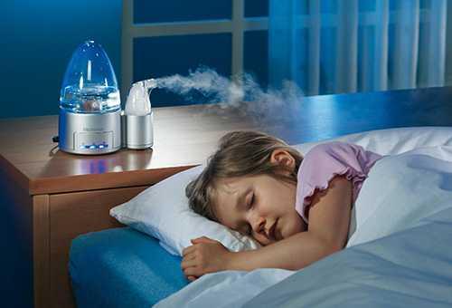 Увлажнители воздуха для новорожденных зачем нужен Какой лучше выбрать для недоношенных детей