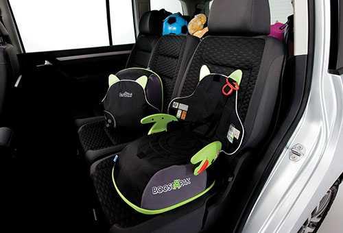 Правильное расположение бустера в машине
