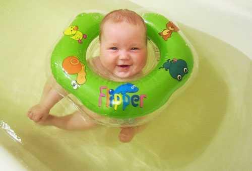 Круг Baby Swimmer