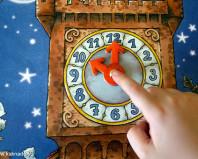 Игрушечные часы