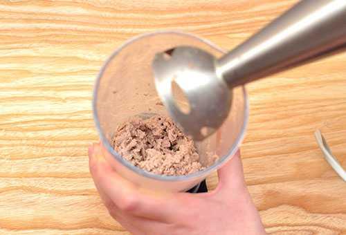 как приготовить мясное пюре грудничку